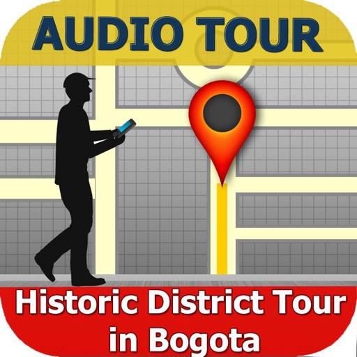 Historic District in Bogota