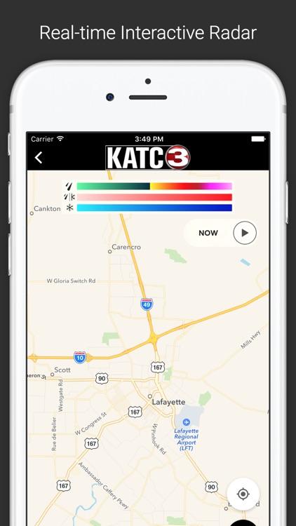 KATC Continuous News & Weather screenshot-3