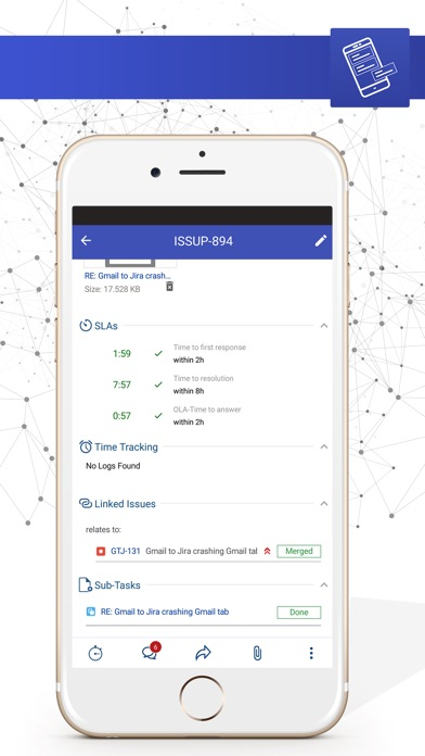 download Mobile for Jira apps 1