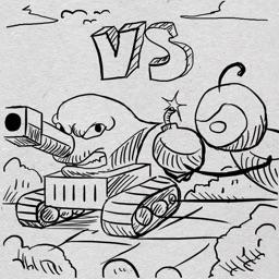Classic Tank vs Super Bomber