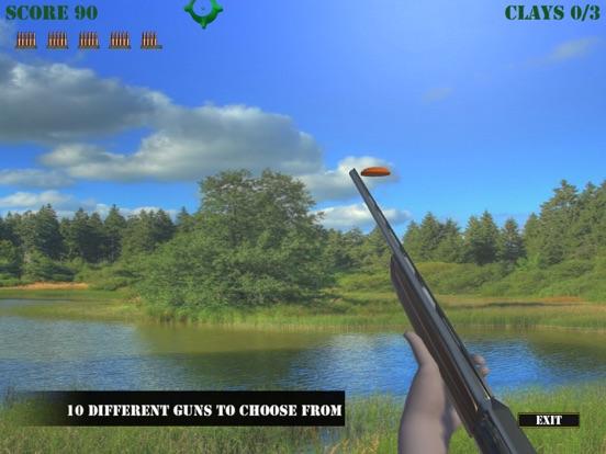 CLAY SHOOTING SKEET screenshot 8