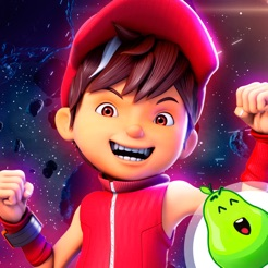 Boboiboy Galaxy Run On The App Store