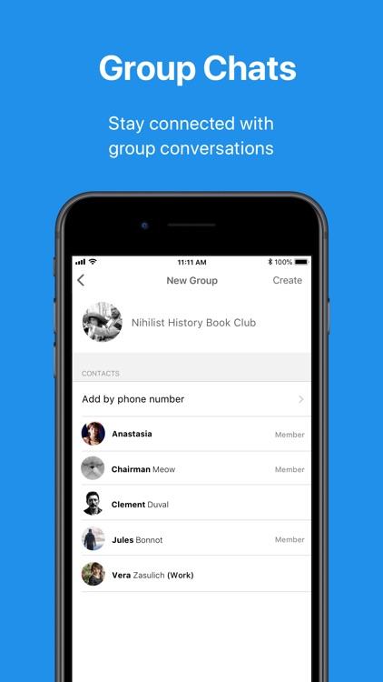Signal - Private Messenger screenshot-3