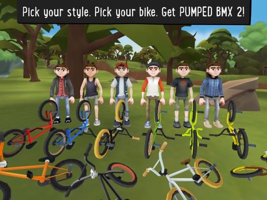 Игра Pumped BMX 2