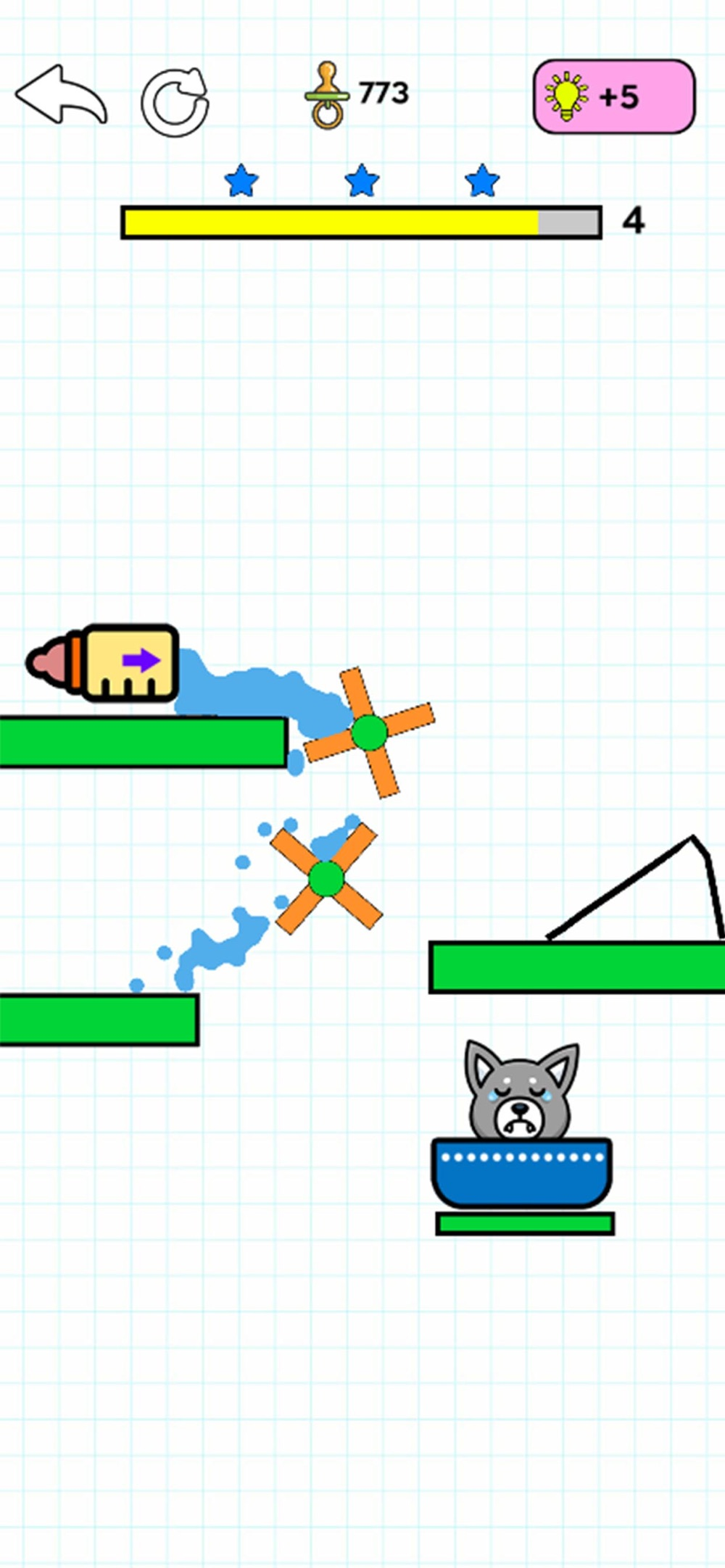 Happy Corgi - Draw a Line hack tool