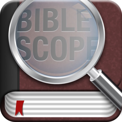 BibleScope: Message and ERV