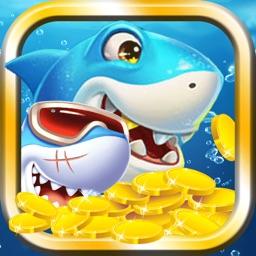捕鱼海底世界-经典电玩捕鱼经典游戏