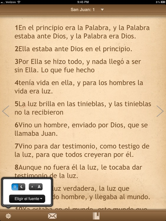 La Biblia Catolica para iPad screenshot-0