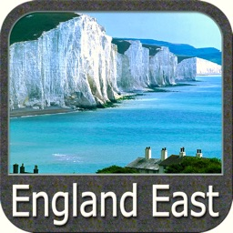 Boating East England GPS nautical & fishing charts
