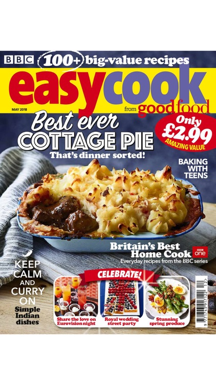 BBC Easy Cook Magazine