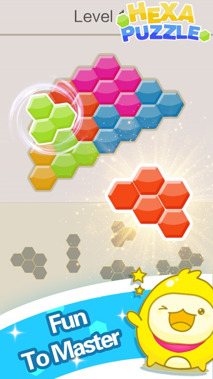 Hexablock - Woody Puzzle Games