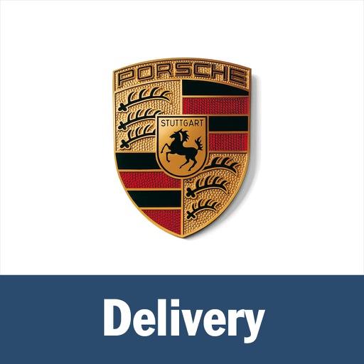 Porsche Vehicle Delivery