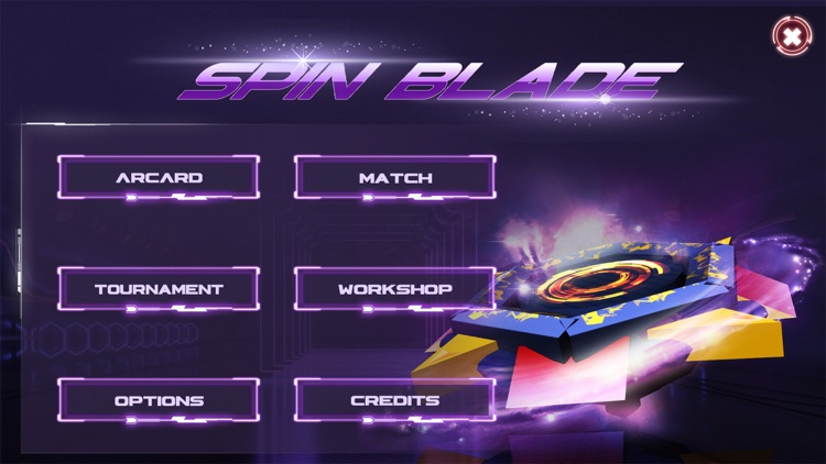 Beyblade : Spin Blade 2