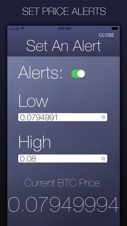 My Ethereum - CryptoCurrency Market Data screenshot-4