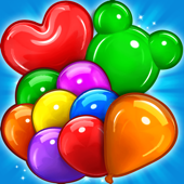 Balloon Paradise - Puzzle Game