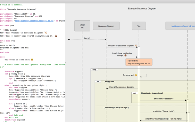 Sequence diagram on the mac app store screenshots ccuart Image collections