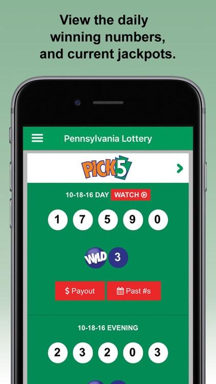 PA Lottery Official App screenshot-3