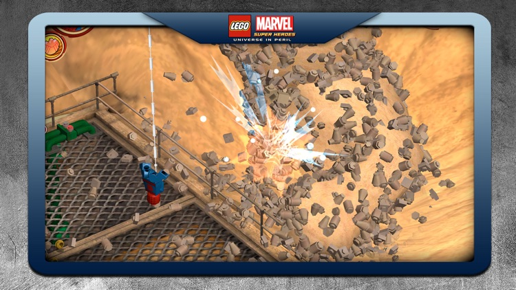 LEGO® Marvel Super Heroes screenshot-4