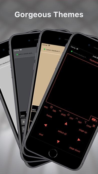 TouchPad screenshot four