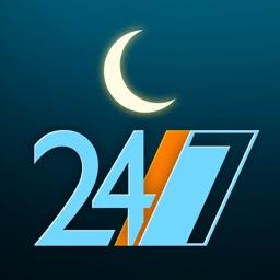 Sleeptracker® 24/7 standalone sleep tracker, alarm