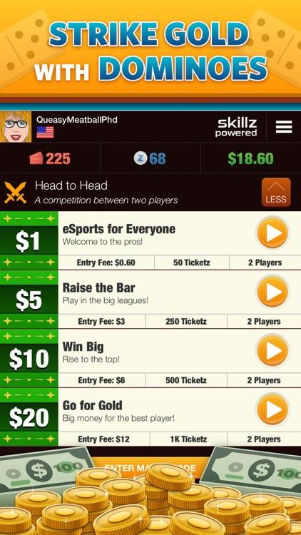 Dominoes Gold - Win Real Money screenshot-3