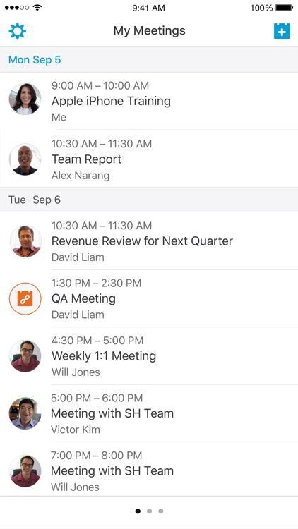 Cisco WebEx Meetings screenshot-4