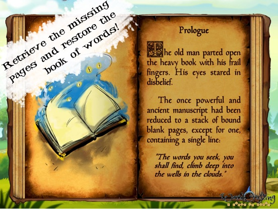 Image of WordCrafting: A Tower of Words for iPad