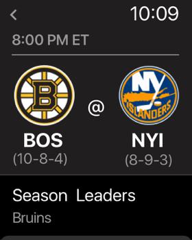 NHL screenshot 16