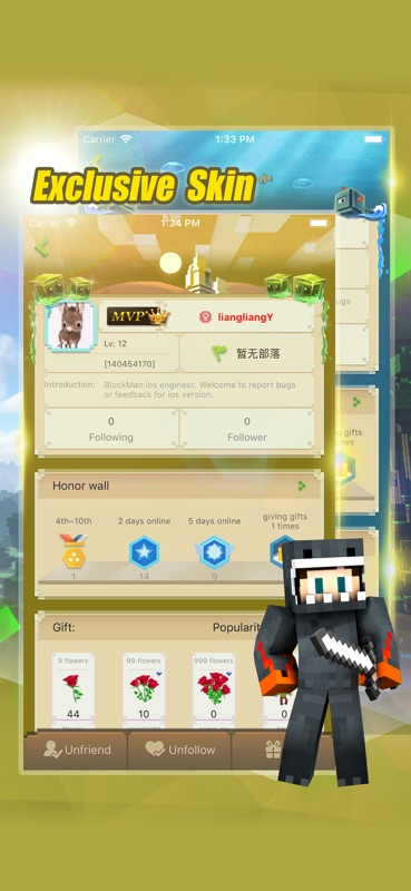 Blockman Multiplayer for MCPE - Online Game Hack and Cheat
