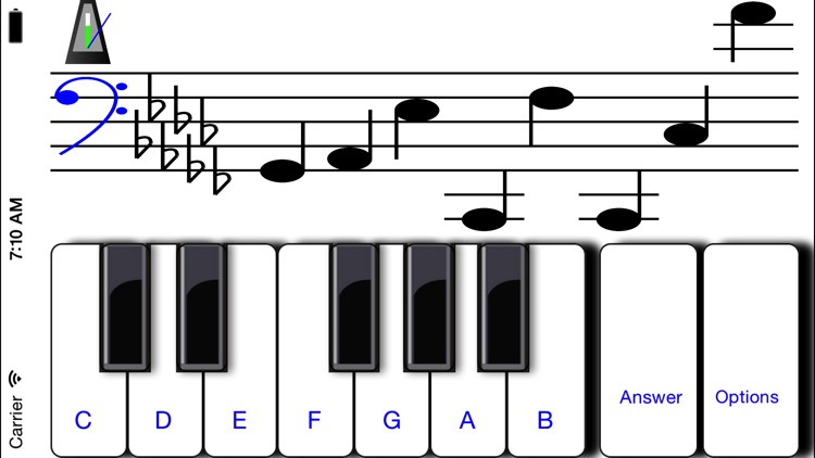 1 learn sight read music tutor screenshot-3