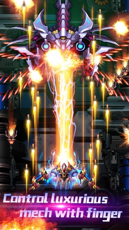 Thunder Assault: Galaga Galaxy screenshot-3