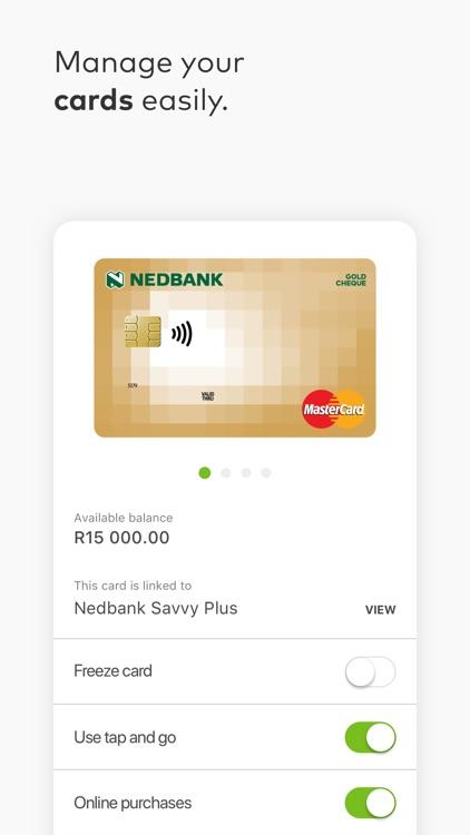Nedbank Money screenshot-3