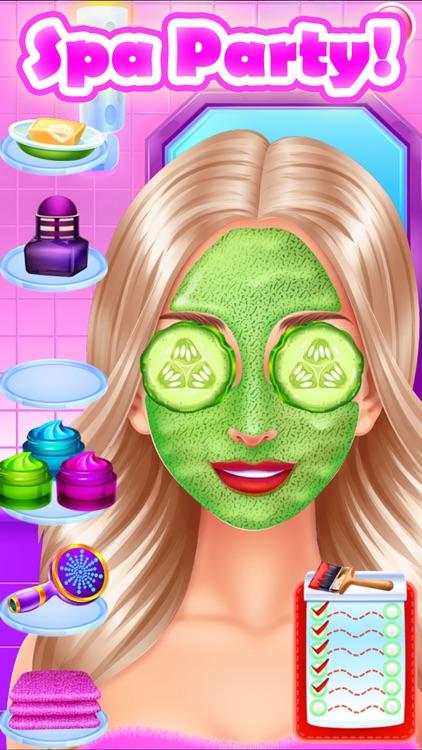 Face Paint Party Salon screenshot-4