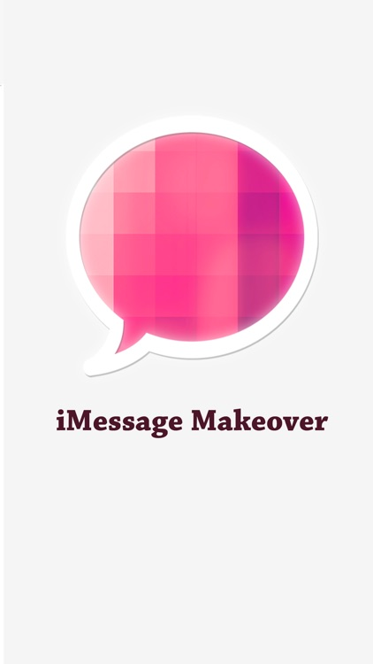 Message Makeover for iMessage - Colorful Bubbles screenshot-4