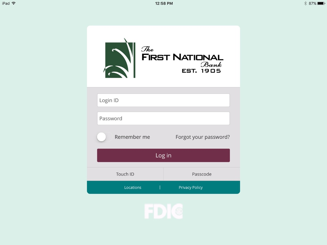 3 Minutes to Hack FNB of Jeanerette Mobile App - Unlimited