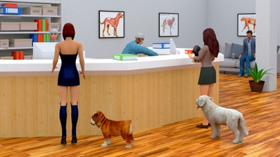 Virtual Pet Care Vet Hospital screenshot 2
