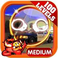 Activities of Top Cop Hidden Objects Games