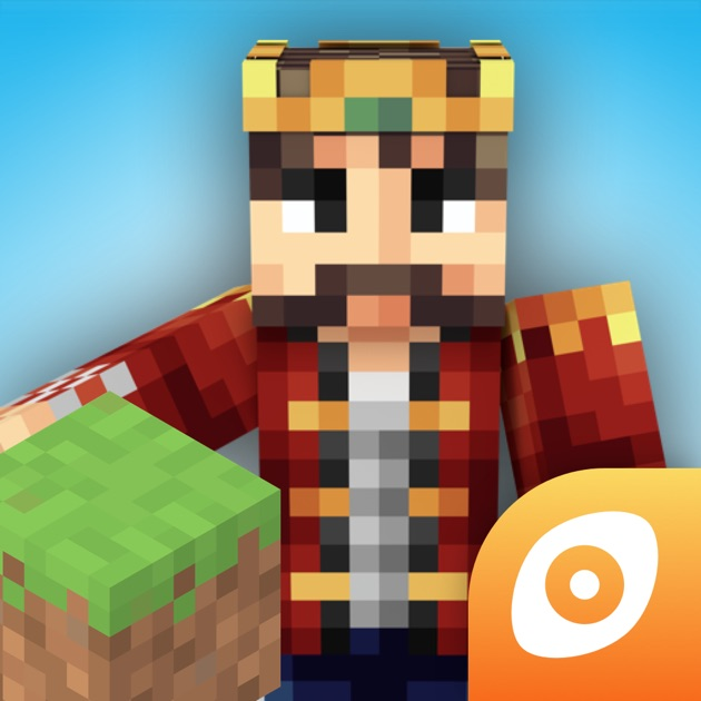 This New App Lets You Play And Compete To Design Your: Skin Creator PE For Minecraft On The App Store