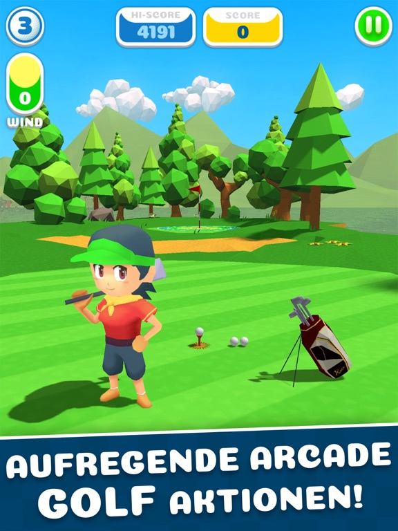 Screenshot 1 Cobi Golf Shots
