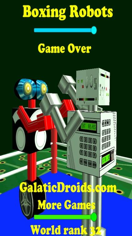 Boxing Robots Pro screenshot-3