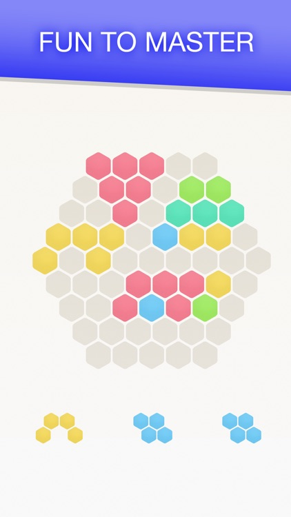 Hex FRVR - Drag the Hexa Block screenshot-0
