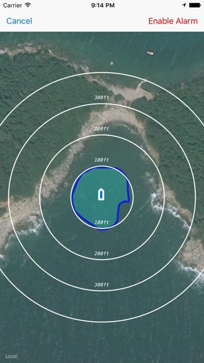 Anchor Alarm - Anchor Watch screenshot-3