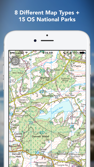 Outdoors gb offline os maps on the app store outdoors gb offline os maps on the app store gumiabroncs Image collections