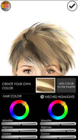 Hairstyle Magic Mirror on the App Store