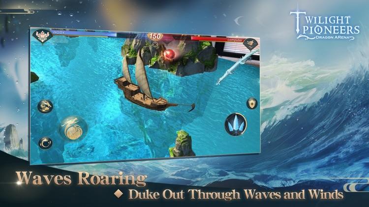 Twilight Pioneers:Dragon ARena screenshot-4