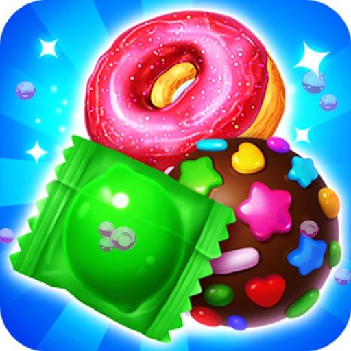 Fruit Candy Blast! Match 3 Games