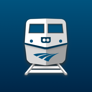 Amtrak Travel app
