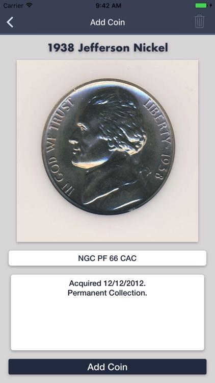 Jefferson Nickels Collector screenshot-4