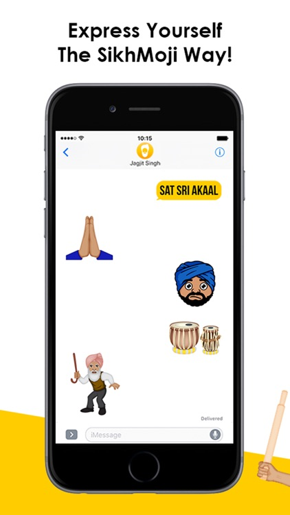 SikhMoji screenshot-3