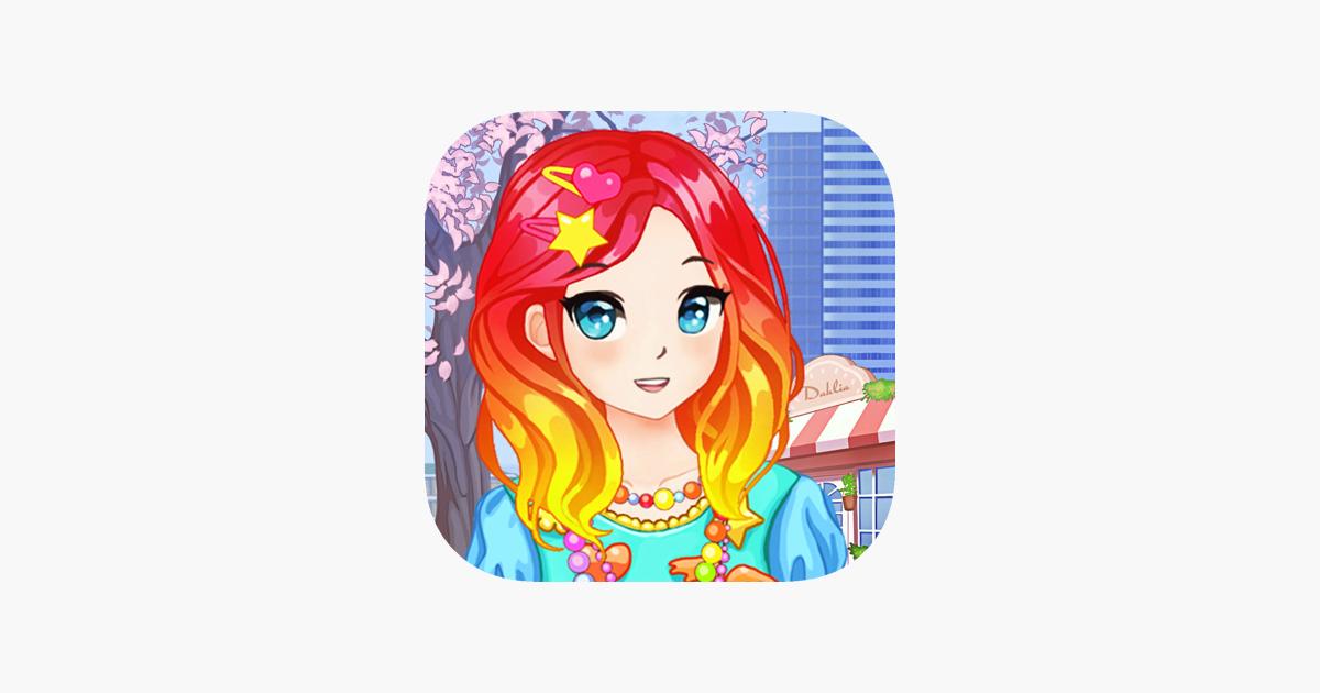 Kawaii Chicas Store Vestir App Anime En Y Opulxwztki